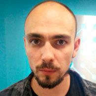 Reconhecimento de metade do rosto em condições de pouca luz por FindFace