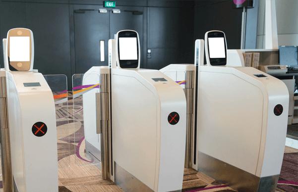 E-GATE: sistema de control automático de bordes con tecnología FindFace