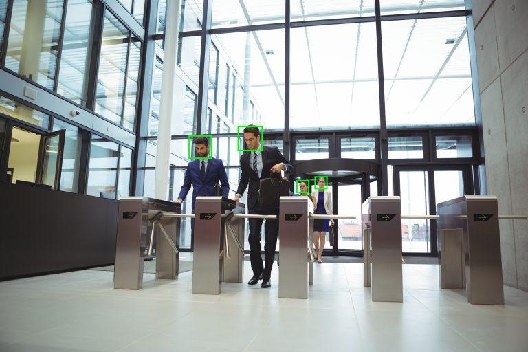 биометрический контроль доступа для правительственных структур